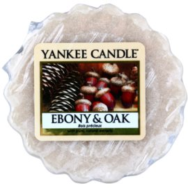 Yankee Candle Ebony & Oak віск для аромалампи 22 гр