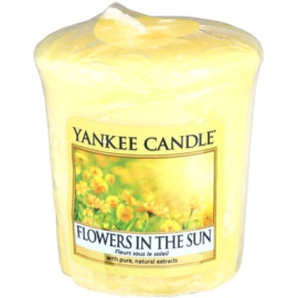 Yankee Candle Flowers in the Sun Votivkerze 49 g