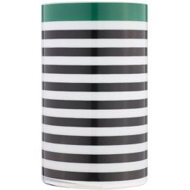 Yankee Candle Festive Stripe & Polkadot szklany świecznik na świece zapachowe