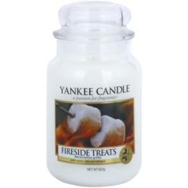 Yankee Candle Fireside Treats Geurkaars 623 gr Classic Large