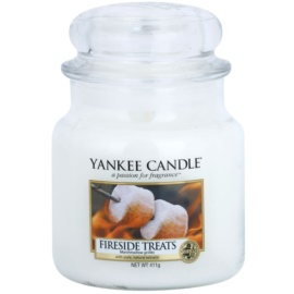Yankee Candle Fireside Treats Duftkerze  411 g Classic medium