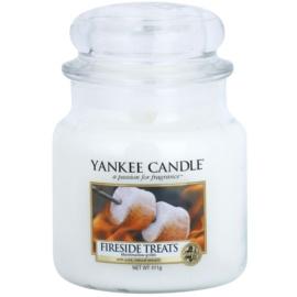 Yankee Candle Fireside Treats Duftkerze  411 g Classic medium