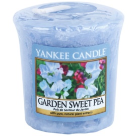 Yankee Candle Garden Sweet Pea votívna sviečka 49 g