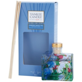 Yankee Candle Garden Sweet Pea aroma difusor com recarga 88 ml Signature