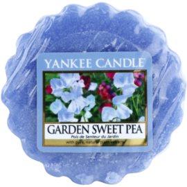Yankee Candle Garden Sweet Pea восък за арома-лампа  22 гр.