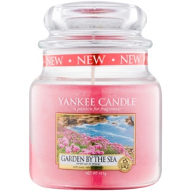 Yankee Candle Garden by the Sea Scented Candle 411 g Classic Medium