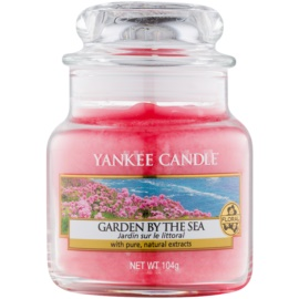 Yankee Candle Garden by the Sea Scented Candle 104 g Classic Mini