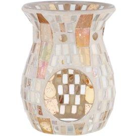 Yankee Candle Gold Wave Mosaic Lampă aromaterapie din ceramică