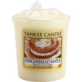 Yankee Candle Gingerbread Maple votívna sviečka 49 g