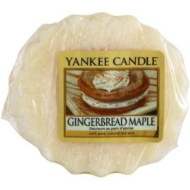 Yankee Candle Gingerbread Maple восък за арома-лампа  22 гр.
