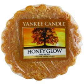 Yankee Candle Honey Glow Wachs für Aromalampen 22 g