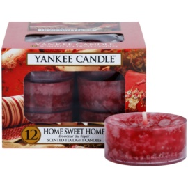 Yankee Candle Home Sweet Home чайні свічки 12 x 9,8 гр
