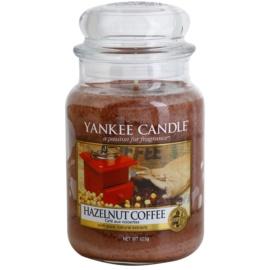 Yankee Candle Hazelnut Coffee vonná svíčka 623 g Classic velká