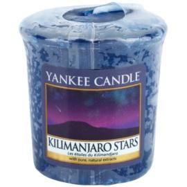 Yankee Candle Kilimanjaro Stars вотивна свещ 49 гр.