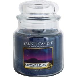 Yankee Candle Kilimanjaro Stars dišeča sveča  411 g Classic srednja