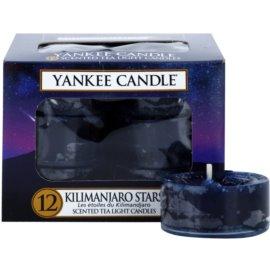 Yankee Candle Kilimanjaro Stars Teelicht 12 x 9,8 g