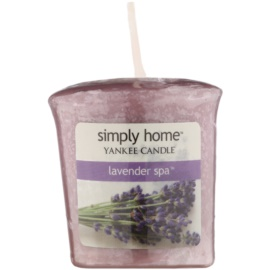 Yankee Candle Lavender Spa Votive Candle 49 g