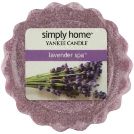 Yankee Candle Lavender Spa Wax Melt 22 g