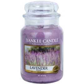 Yankee Candle Lavender Duftkerze  623 g Classic groß