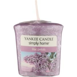 Yankee Candle Lilac Petals votivní svíčka 49 g