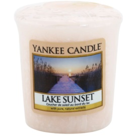Yankee Candle Lake Sunset votivna sveča 49 g