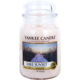 Yankee Candle Lake Sunset vela perfumada  623 g Classic grande
