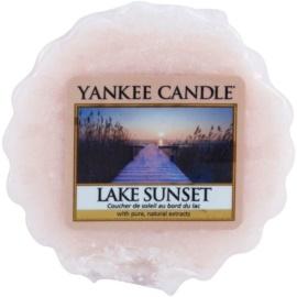 Yankee Candle Lake Sunset Wachs für Aromalampen 22 g