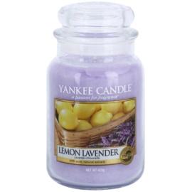 Yankee Candle Lemon Lavender Duftkerze  623 g Classic groß