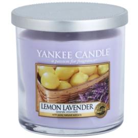 Yankee Candle Lemon Lavender Duftkerze  198 g Décor klein