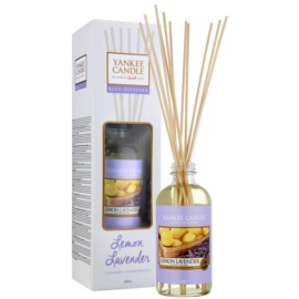 Yankee Candle Lemon Lavender Aroma Diffuser mit Nachfüllung 240 ml Classic