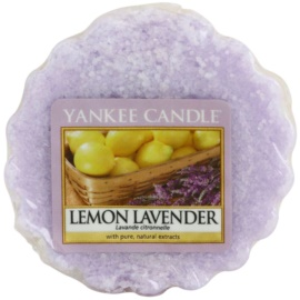 Yankee Candle Lemon Lavender Wachs für Aromalampen 22 g