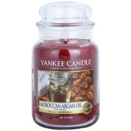 Yankee Candle Moroccan Argan Oil lumanari parfumate  623 g Clasic mare
