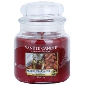 Yankee Candle Moroccan Argan Oil lumanari parfumate  411 g Clasic mediu