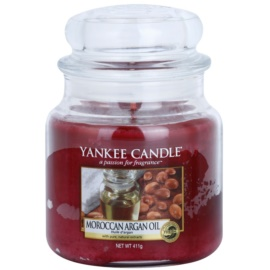 Yankee Candle Moroccan Argan Oil vela perfumada  411 g Classic mediana