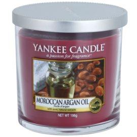 Yankee Candle Moroccan Argan Oil vonná sviečka 198 g Décor malá