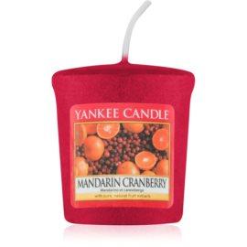 Yankee Candle Mandarin Cranberry votívna sviečka 49 g