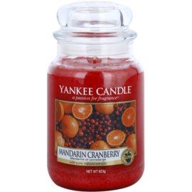 Yankee Candle Mandarin Cranberry lumanari parfumate  623 g Clasic mare