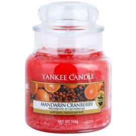 Yankee Candle Mandarin Cranberry lumanari parfumate  104 g Clasic mini