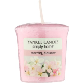 Yankee Candle Morning Blossom votivna sveča 49 g