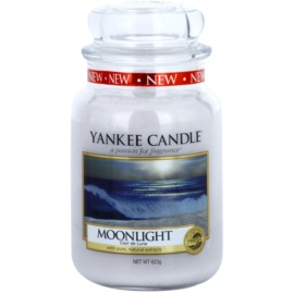 Yankee Candle Moonlight Duftkerze  623 g Classic groß