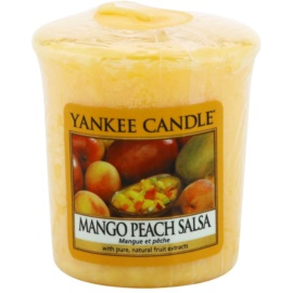 Yankee Candle Mango Peach Salsa vela votiva 49 g