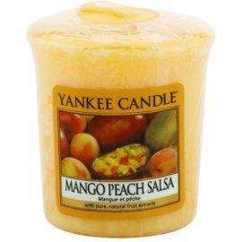 Yankee Candle Mango Peach Salsa votivní svíčka 49 g