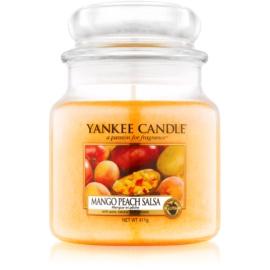 Yankee Candle Mango Peach Salsa Scented Candle 411 g Classic Medium