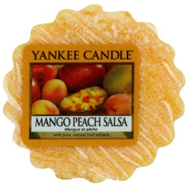 Yankee Candle Mango Peach Salsa восък за арома-лампа  22 гр.