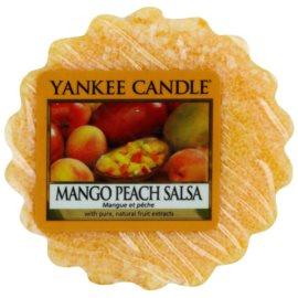 Yankee Candle Mango Peach Salsa Wachs für Aromalampen 22 g
