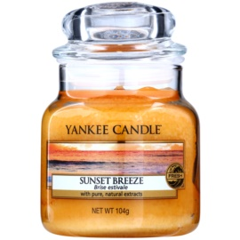 Yankee Candle Sunset Breeze Duftkerze  105 g Classic mini