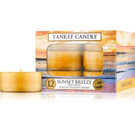 Yankee Candle Sunset Breeze Tealight Candle 12 x 9,8 g