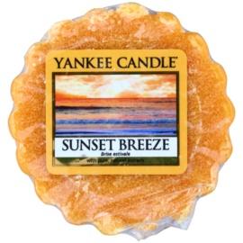 Yankee Candle Sunset Breeze cera para lámparas aromáticas 22 g