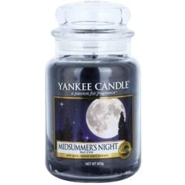 Yankee Candle Midsummer´s Night vela perfumado 623 g Classic grande