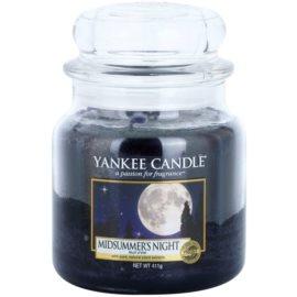 Yankee Candle Midsummer´s Night Duftkerze  411 g Classic medium